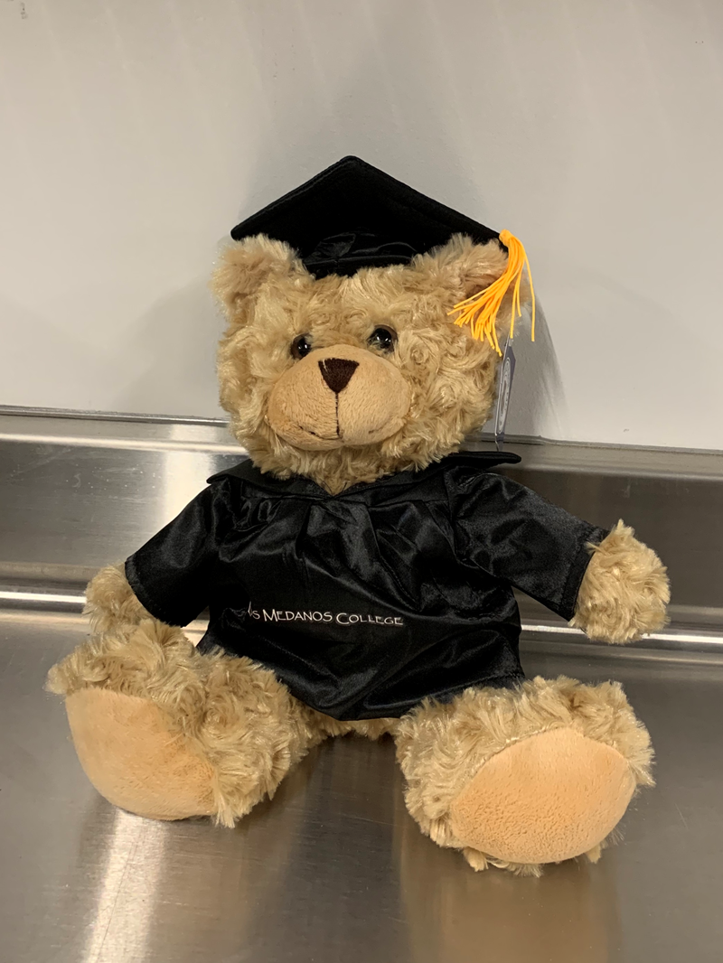 Graduation Bear - Brown (SKU 104515192)